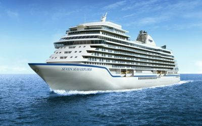 Regent Seven Seas Cruises begins construction of Seven Seas Explorer