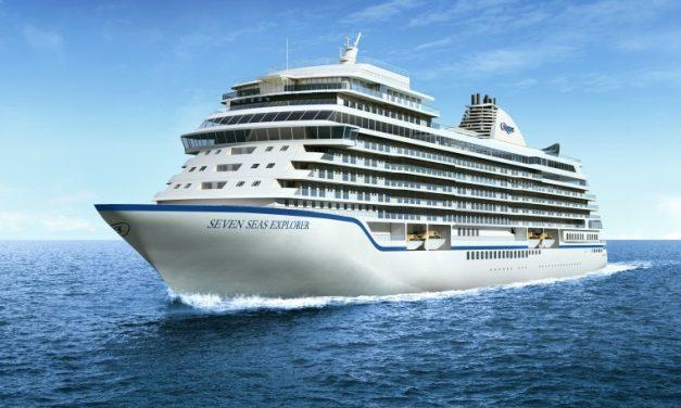 Regent Seven Seas Cruises begins construction of Seven Seas Explorer