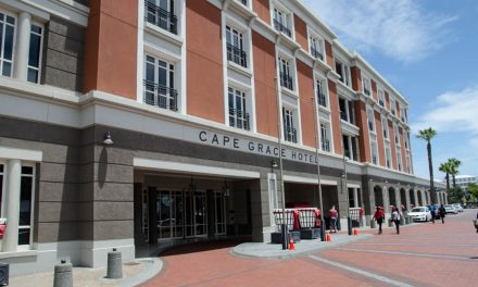 Cape Grace Hotel Review