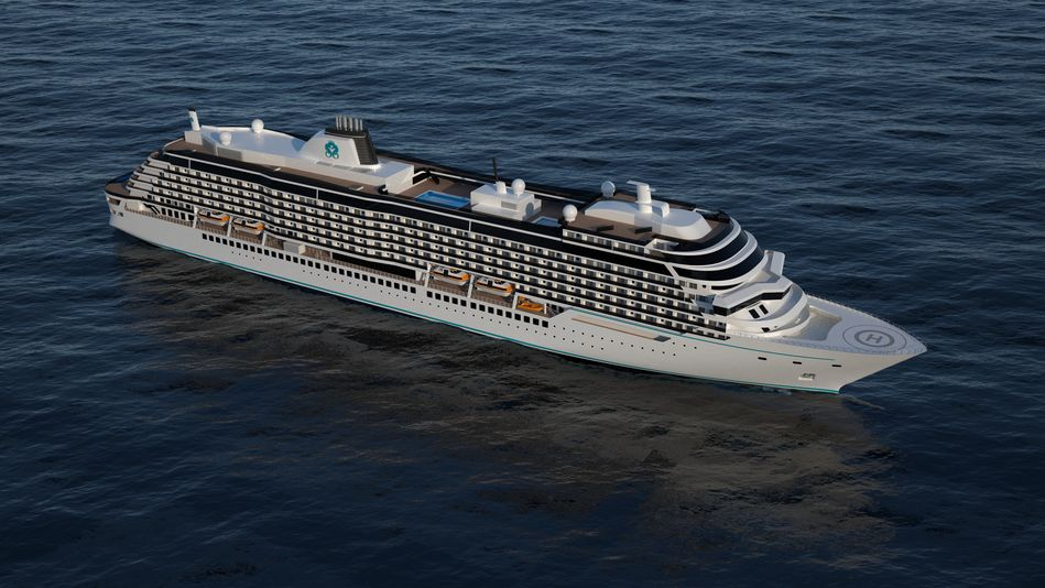 Crystal Cruises to get new Owner plus New Ship