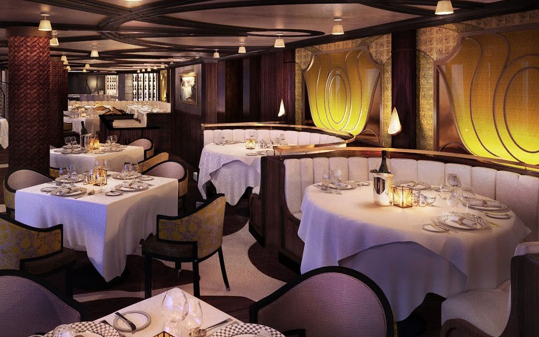 Bon Appetit – Regent Explorer to feature Parisian Style Resturant