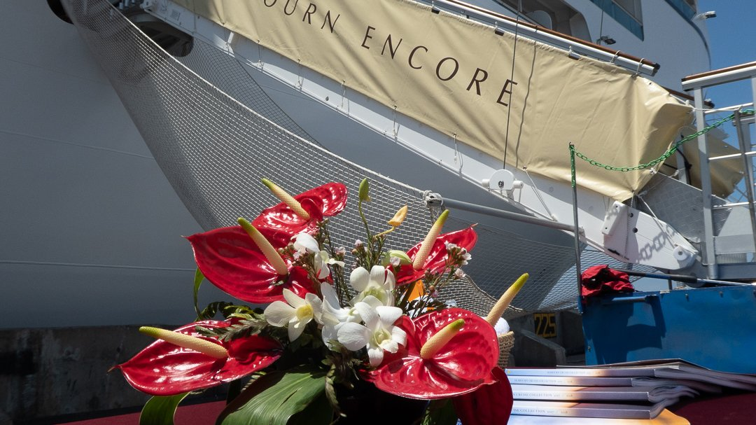 Inaugural Voyage of Seabourn's Newest Ship, Sells Out In Just Two Days