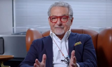 Seabourn Ship Designer Adam. D Tihany shares his vision: VIDEO