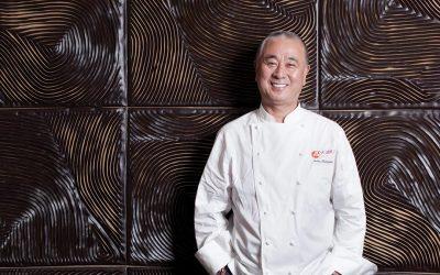 Meet Top Chef Nobu Matsuhisa on Crystal Cruises