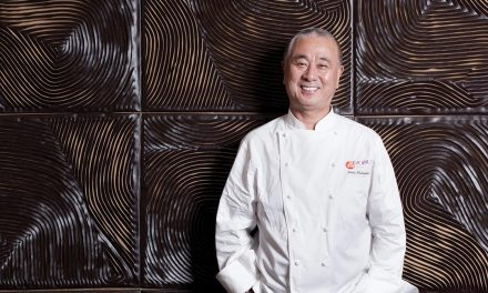 Meet Top Chef Nobu Matsuhisa on Crystal Cruises