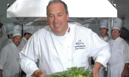 Darren McGrady is latest Private Event Host for Windstar Cruises