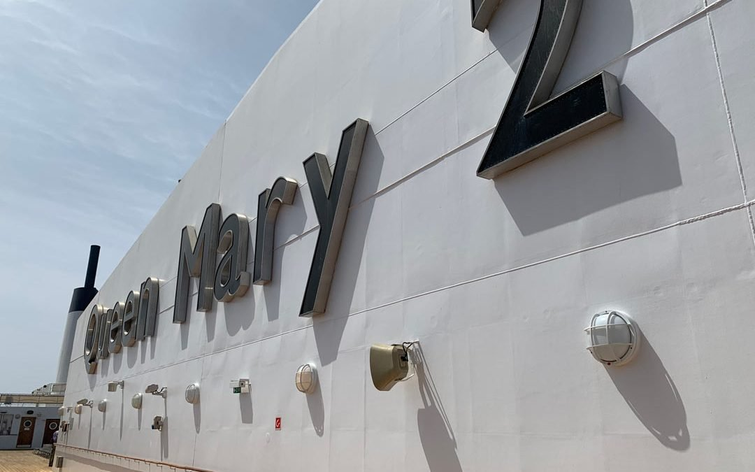 Snapshot Review : Cunard Queen Mary 2