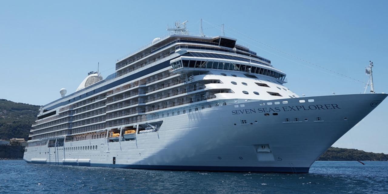 Sense the Style – Regent Seven Seas Explorer : VIDEO