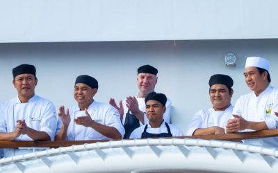 Seabourn Say a Big Thank You : VIDEO