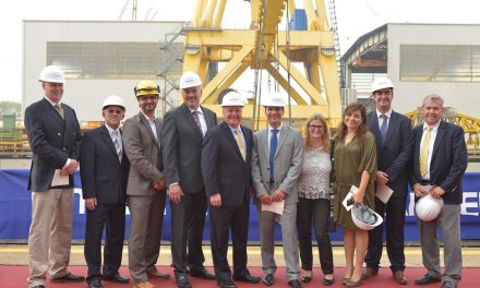 Seabourn Encore Finally Comes to Life with Laying of Keel