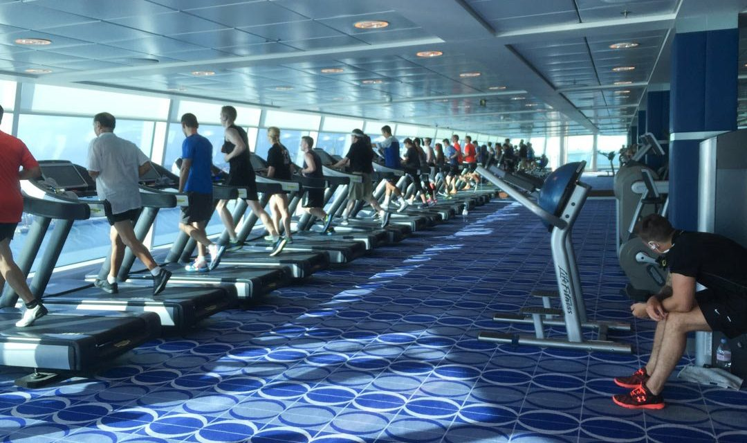 How To Stay Fit & Healthy on a Cruise