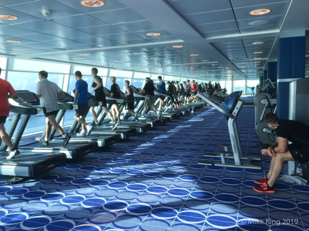 Secrets of How To Stay Fit & Healthy On a Luxury Cruise