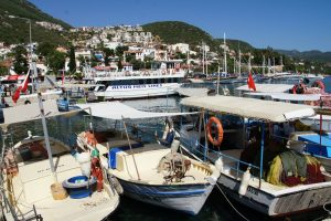 kas marina turkey