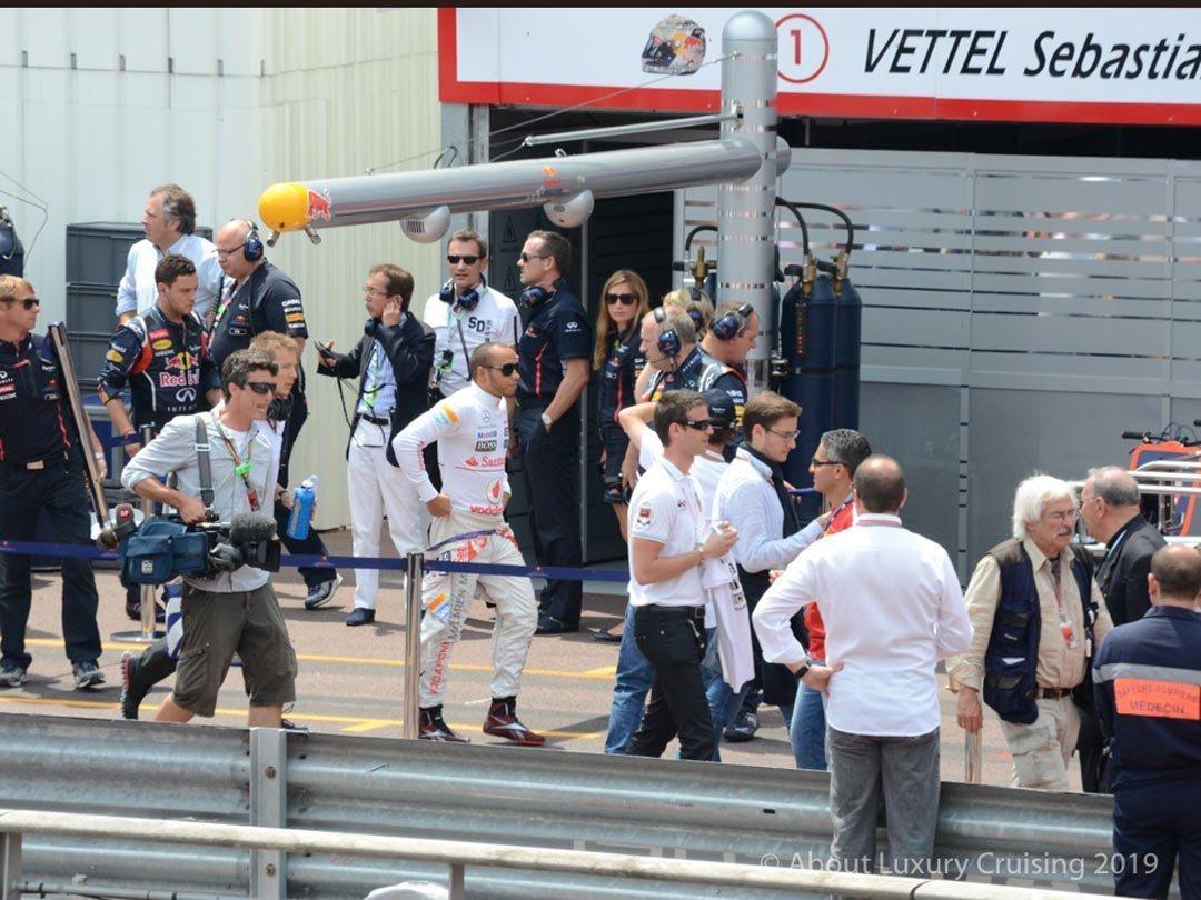 Monaco Grand Prixe Cruise 3222