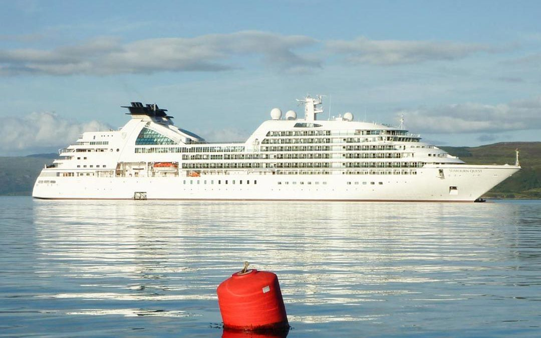 Seabourn Quest Route of the Vikings Ports of Call