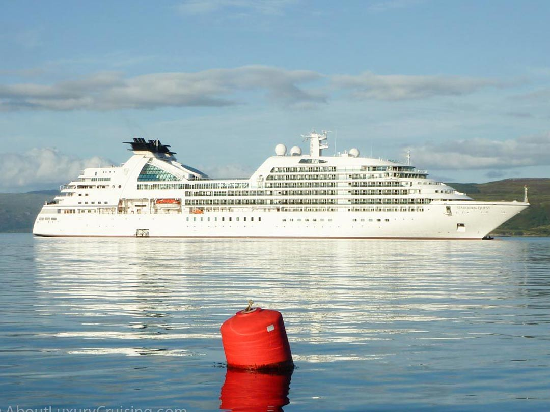 Seabourn Quest Route of the Vikings