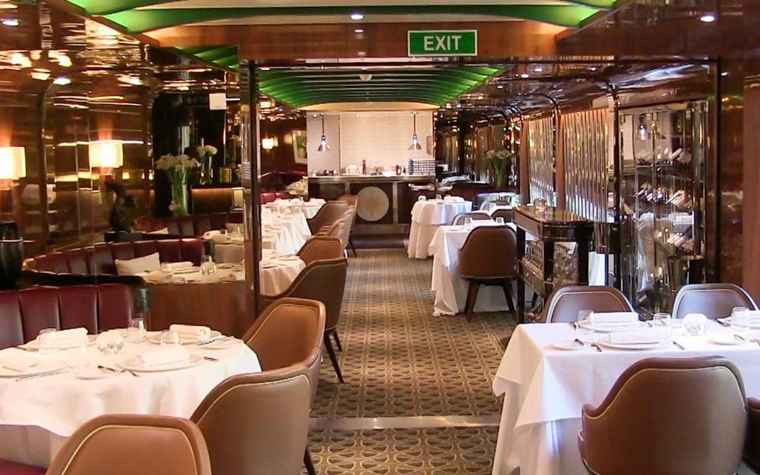 The Grill by Thomas Keller on Seabourn Quest