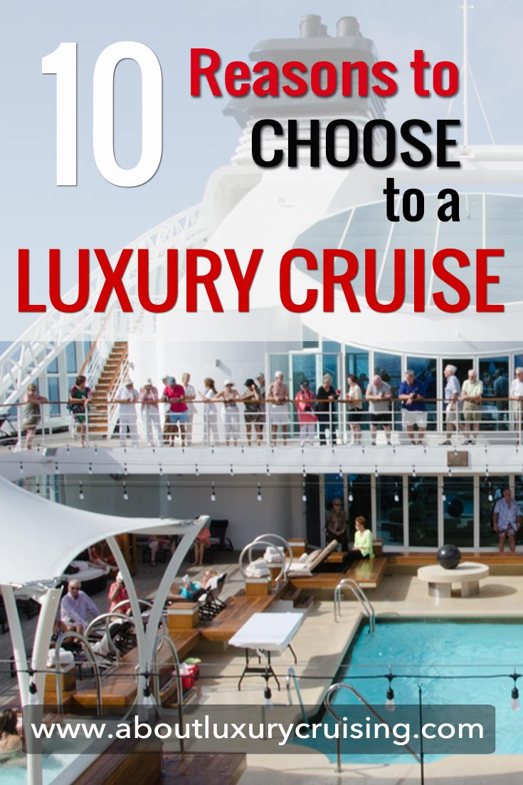 10 Reasons to Choose a Cruise