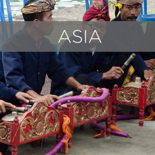 desination asia