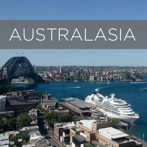 desination australasia
