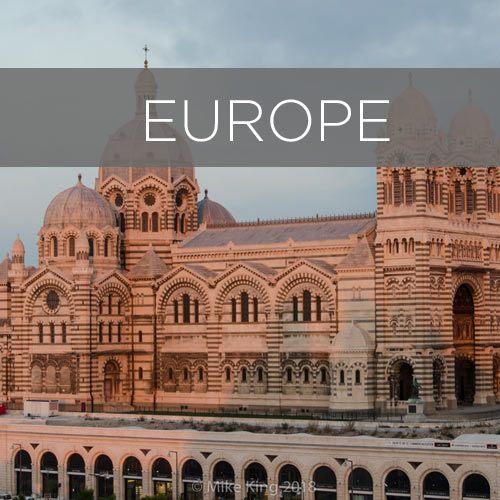 Europe Cruise Destinations