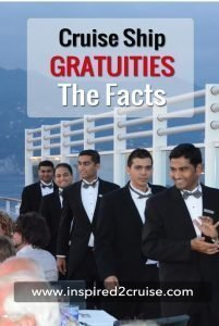 Inspired to Cruise Blog - Cruise Ship Gratuities
