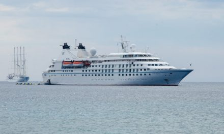 Windstar Cruises Debuts Second Small Luxury Cruise Ship