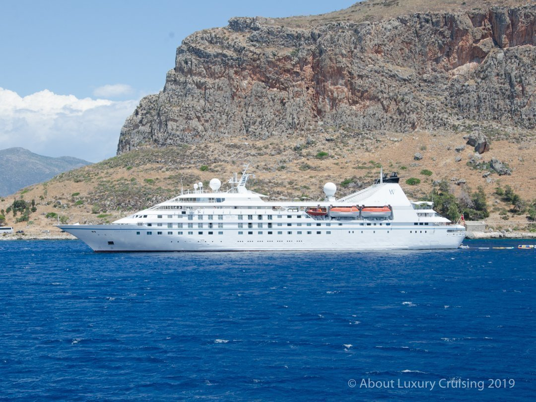 Windstar Cruises Star Legend All Inclusive 4085