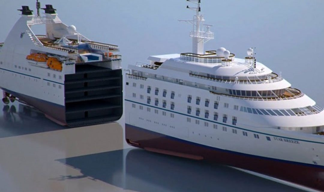 Windstar $250m Star Plus Initiative to Stretch Star Class Ships