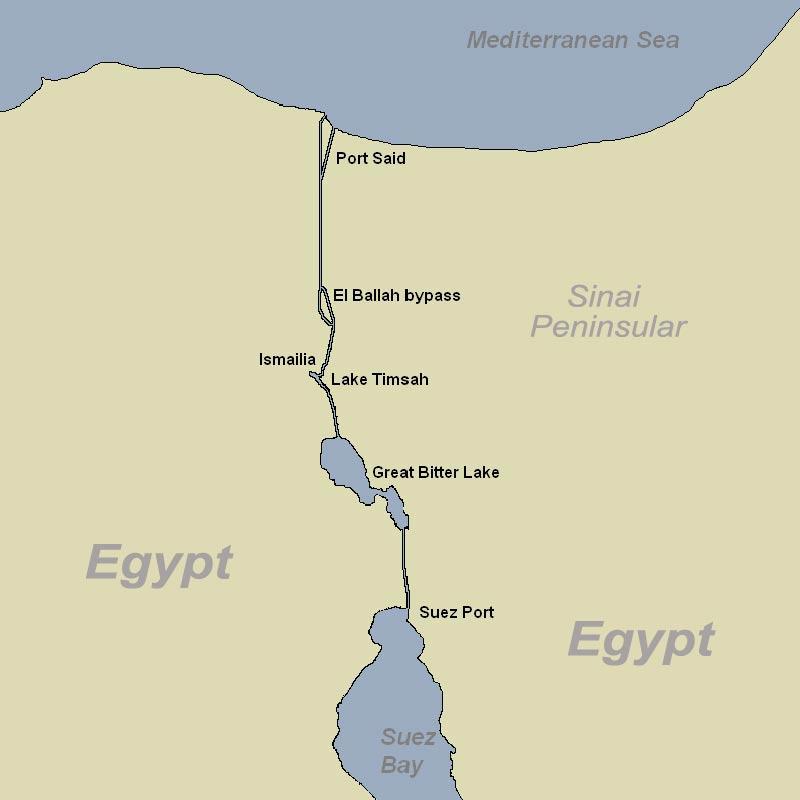 suez canal transit map 2