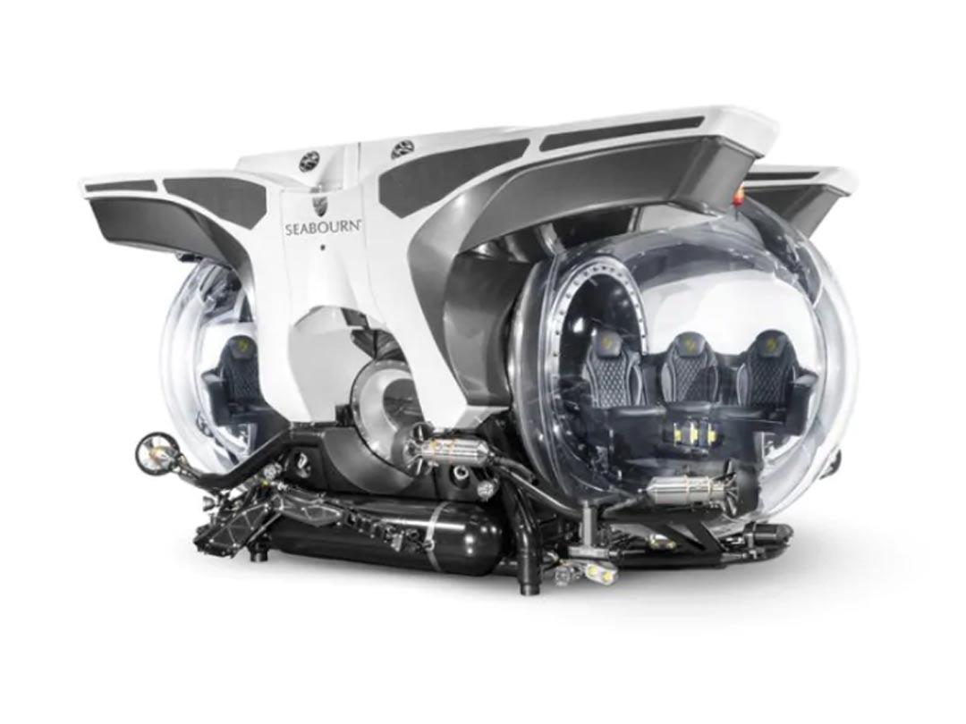 seabourn venture submarine