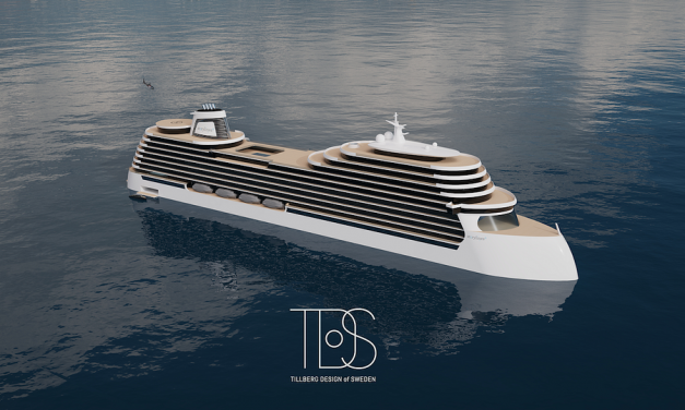 Storylines to build the world's Greenest Cruise Ship