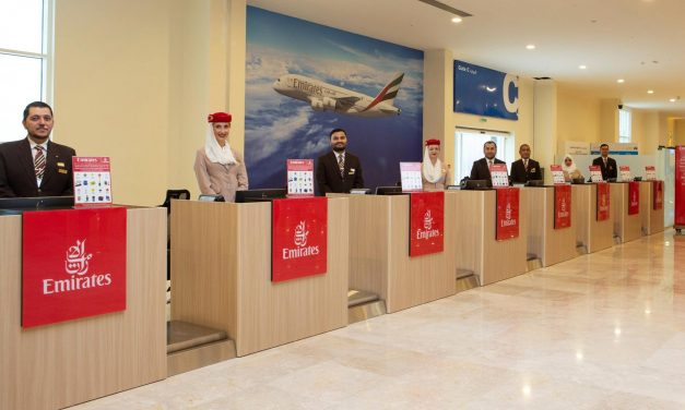 Emirates opens check-in for cruise passengers in Dubai