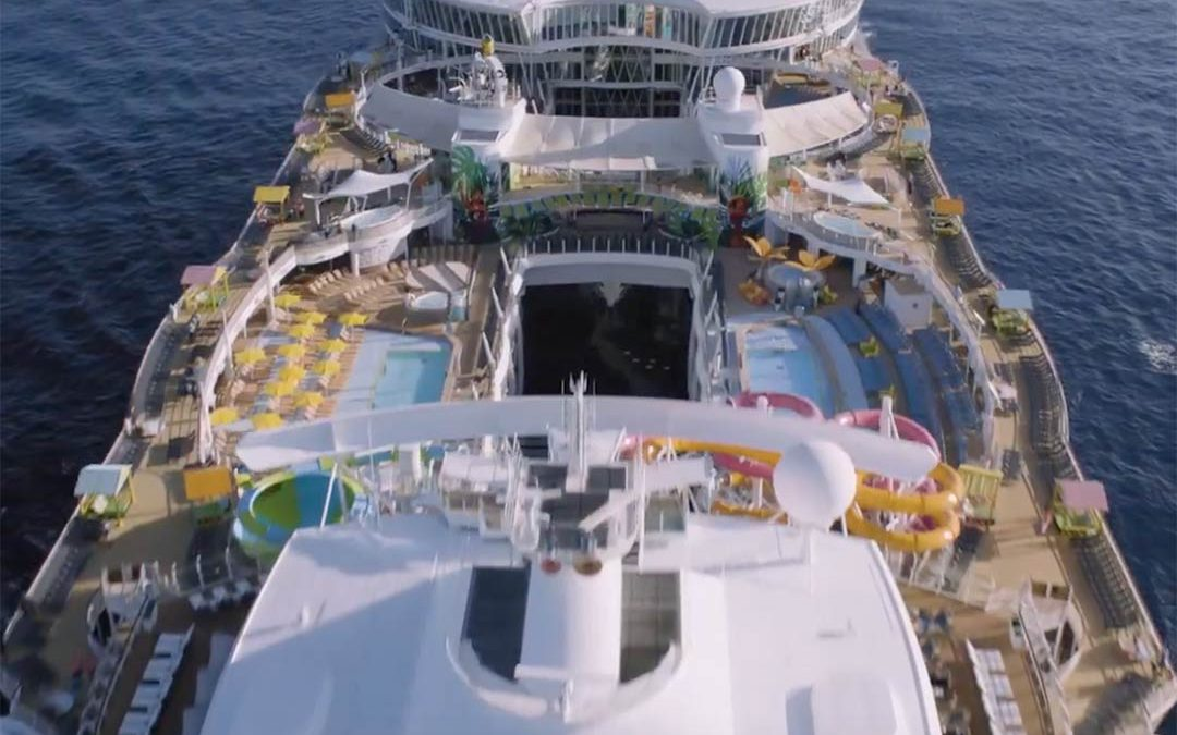 The New Oasis of the Seas Experience 2020
