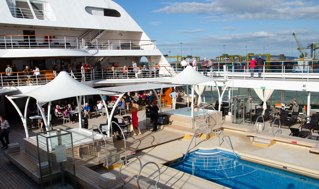 """Seabourn Wins """"Favourite Small Ship Cruise Line"""" Award for the Second Consecutive Year"""