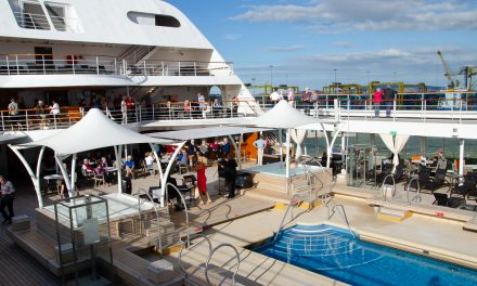 "Seabourn Wins ""Favourite Small Ship Cruise Line"" Award for the Second Consecutive Year"