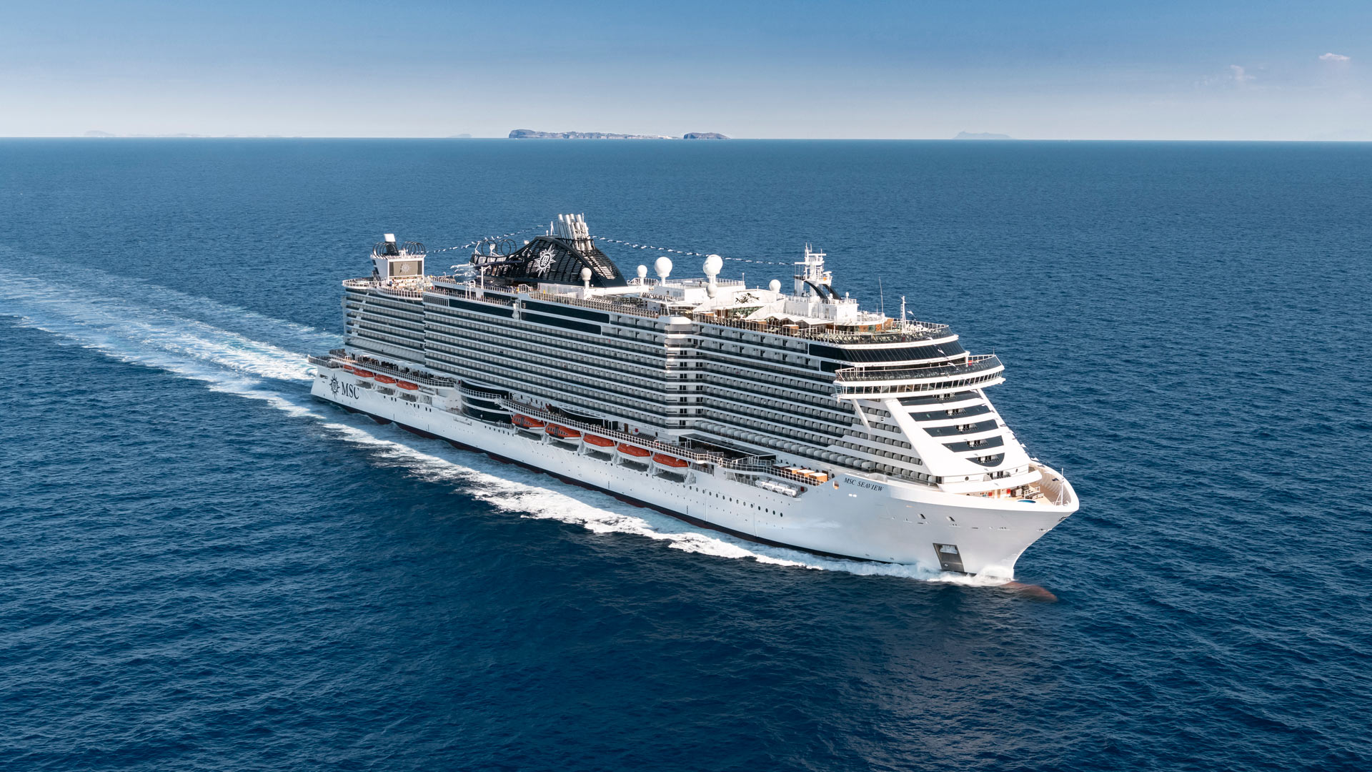 MSC Cruise Line Fleet