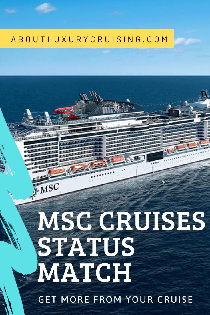 MSC STATUS MATCH 1