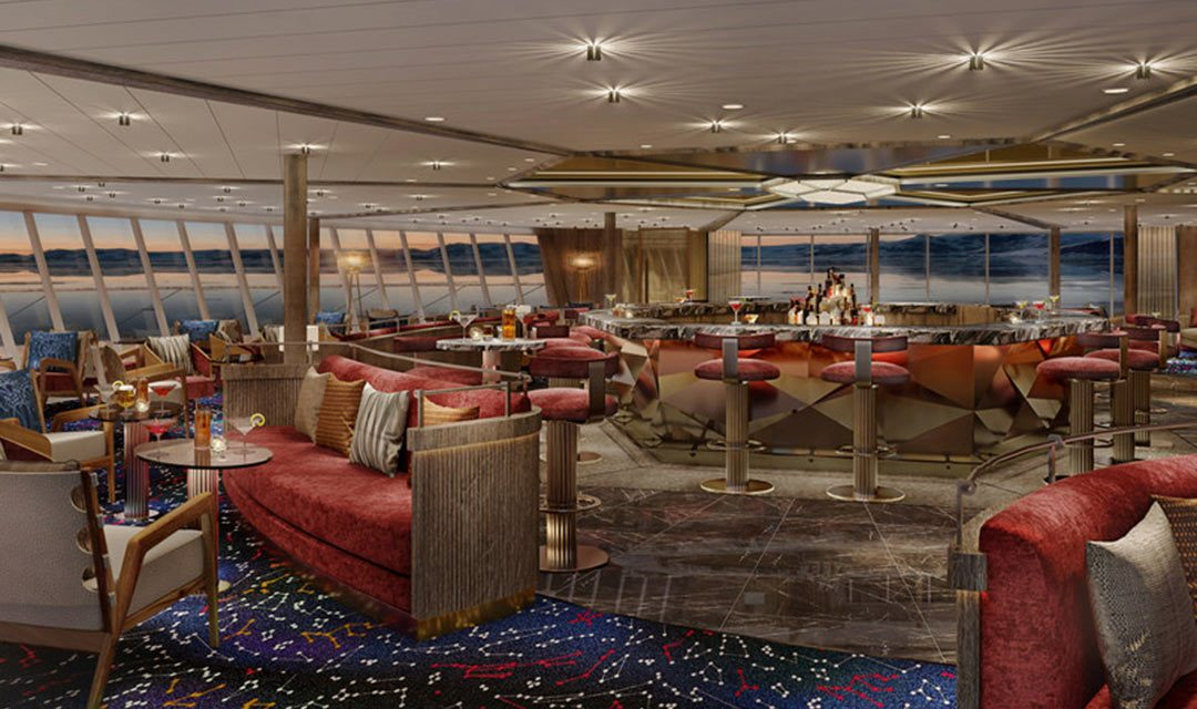 Seabourn To Feature Stunning 270-Degree Views on New Ultra-Luxury Expedition Ships