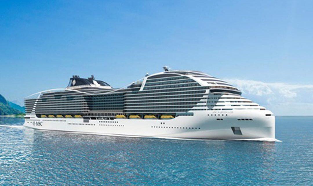 MSC Cruises Extends Fleet – Focus On Next-Generation Environmental Technology