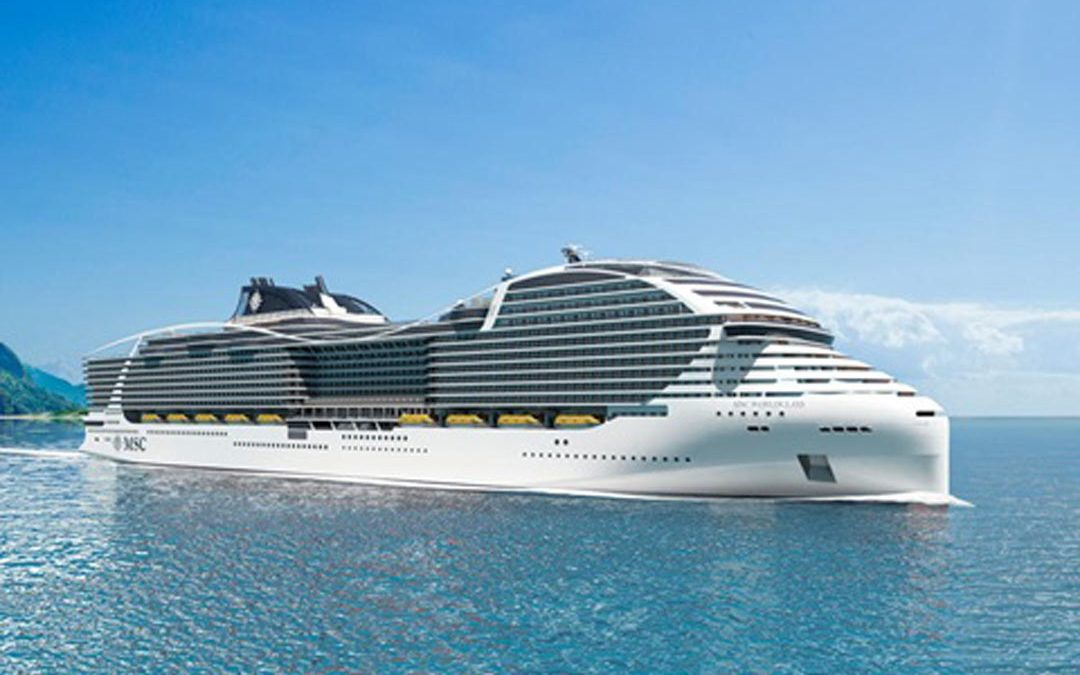 MSC Cruises Extends Fleet – Focus On Next-Generation Environmental Technology