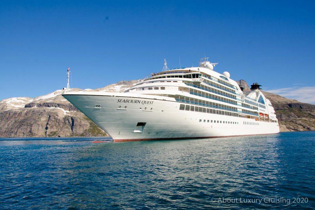 seabourn quest odyssey class ship