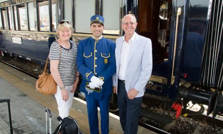 Our Venice Simplon Orient Express Experience