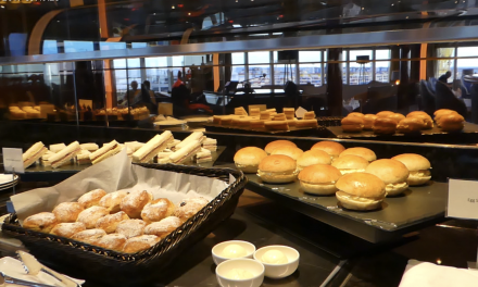 Enhanced Afternoon Tea from Seabourn