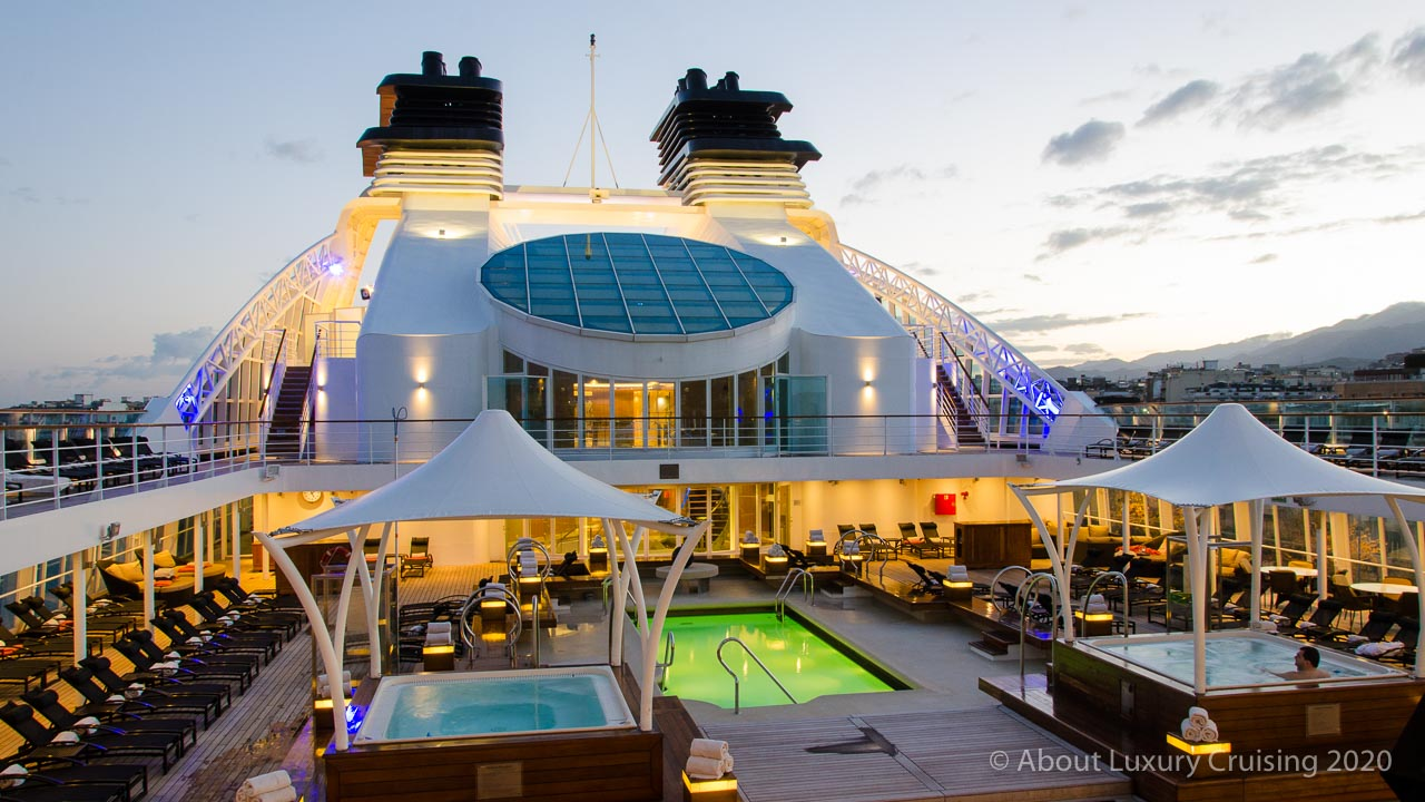 Seabourn Ultra Luxury Cruising