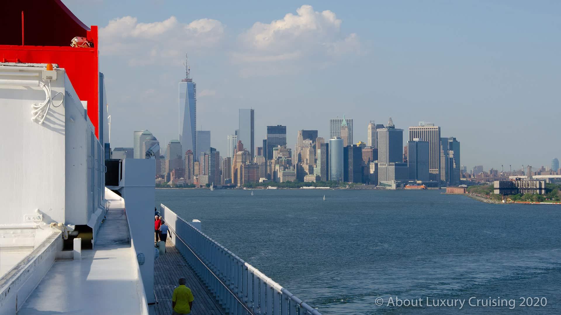 Transatlantic Cruise Tips 1