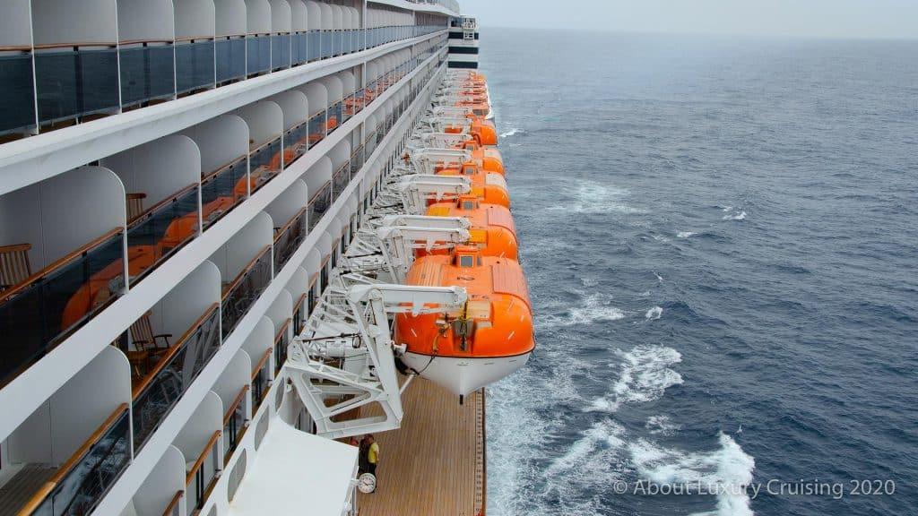 Transatlantic Cruise Tips