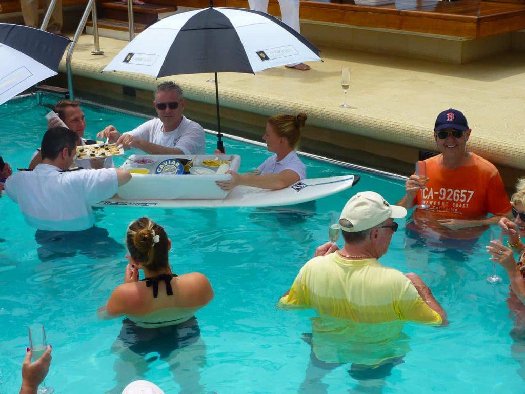 6 Star Cruises - Seabourn