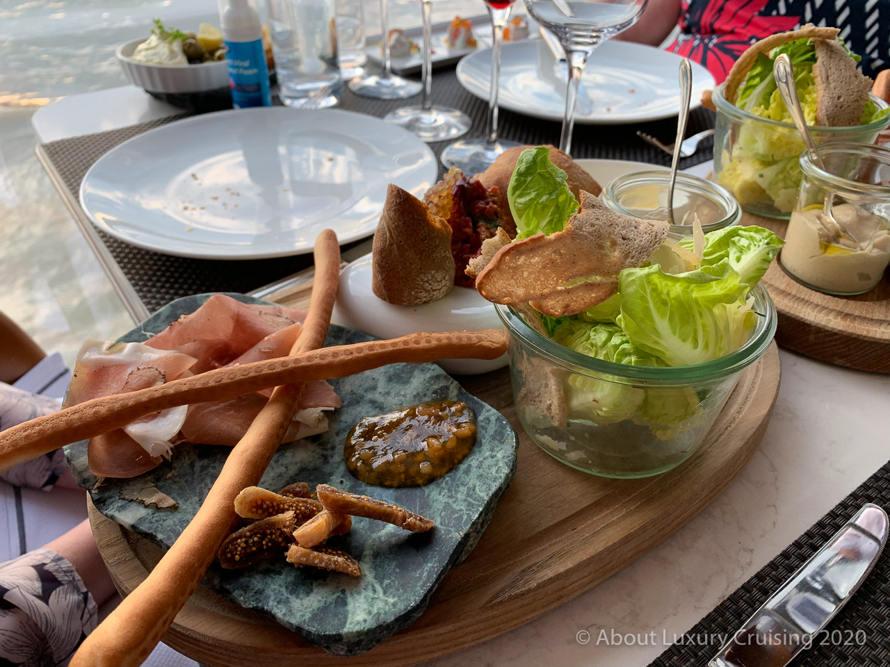 River Cruise Guide Dining Options