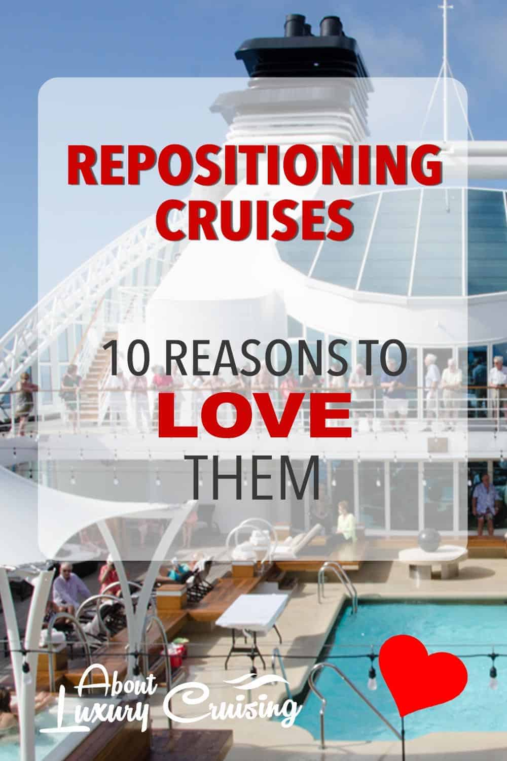 Repositioning Cruises Guide